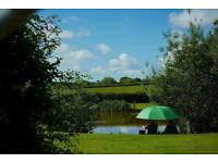 GREAT FISHING & COUTRYSIDE WALKS 12 MONTHS OWNERS PARK
