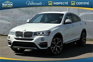 BMW X4 AWD 4dr xDrive35i 2015