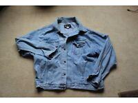 Harley Davidson Denim casual jacket size XXL