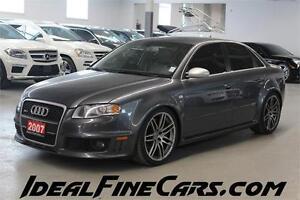 2007 Audi RS 4 4.2L 420 HP! POWER & LUXURY!