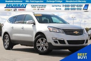 2017 Chevrolet Traverse LT AWD*REMOTE START,HEATED SEATS*
