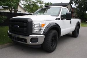 2012 FORD F-250 XL SUPERDUTY TPS-INCLUSE