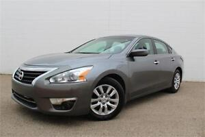2015 NISSAN ALTIMA | CERTIFIED |
