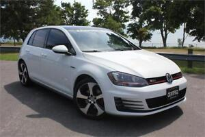 2016 Volkswagen Golf GTI Autobahn-ROOF|NAVI|BACKUP CAMERA|MANUAL