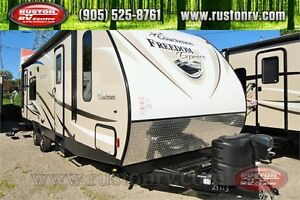 New 2017 Freedom Express 276RKDS Travel Trailer