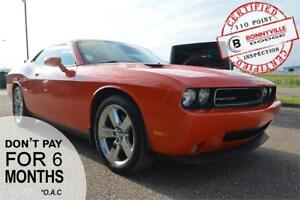2009 Dodge Challenger R/T- LEATHER, 70,130 KMS, WELL MAINTAINED