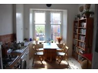 Lovely bright West End flat - perfect short summer let Jun-Jul £600pcm (excl. bills)