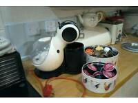 NESCAFE Dolce Gusto Melody 3 Manual Coffee Machine plus Pods