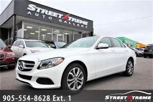 2015 Mercedes-Benz C300  AWD| ACCIDENT FREE | BACKUP CAM | NAVI