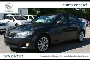 2006 Lexus IS 250 All Wheel Drive