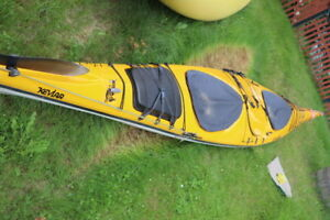 Current Designs Libra XT Kevlar tandem Kayak