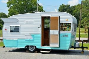 Wanted: Old Camper
