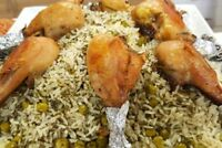 Persian dishes (Free Meal Tasting)