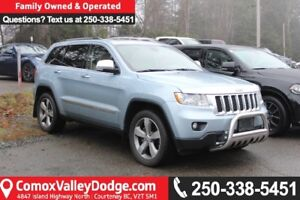 2012 Jeep Grand Cherokee Overland KEYLESS ENTRY, BLUETOOTH, N...