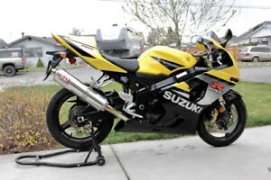 2005 GSXR 750 for sale.