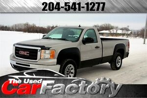 2009 GMC Sierra 1500 Long Box, Air Low Km