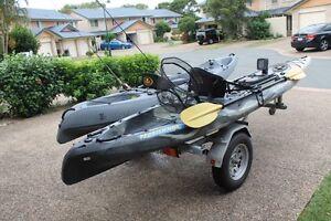 Viking kayaks kayaks paddle gumtree australia free for Best fishing kayak under 400