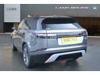 2017 Land Rover RANGE ROVER VELAR DIESEL ESTATE 2.0 D240 R-Dynamic HSE 5dr Auto