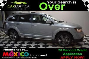 2015 Dodge Journey CROSSROAD AWD - SUNROOF**LEATHER**NAV
