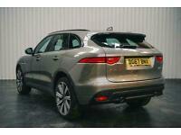 2017 Jaguar F-Pace 2.0 i4 Diesel (240PS) R-Sport AWD Auto SUV Diesel Automatic
