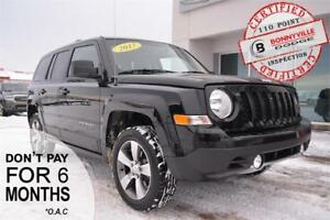 2017 Jeep Patriot- GOOD CONDITION, SUNROOF, LOW KMS