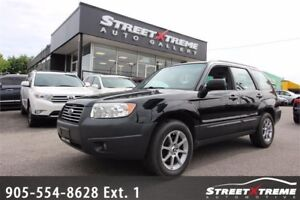 2006 Subaru Forester 2.5X | Pioneer Deck | A/C | ALL WHEEL DRIVE