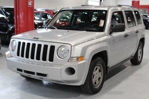 Jeep Patriot SPORT 4D Utility 2010