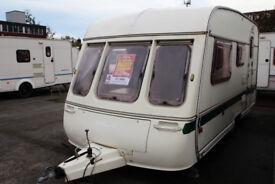 Swift Challenger 440 1989 4 Berth Caravan £1000