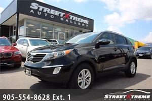 2011 Kia Sportage LX |Bluetooth|Parking Sensors|iPod & AUX|AWD