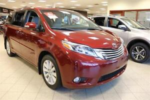 2017 Toyota Sienna Limited AWD | 3M Protection