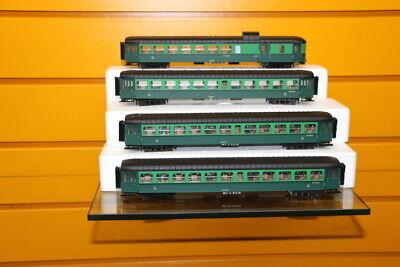 OVB 1200 set 4 K3 wagens - Coffret de 4 voitures K3 NMBS - SNCB