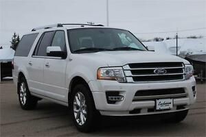 2016 Ford Expedition Max Ltd. 4x4