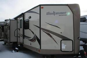 SPRING CLEARANCE DEAL!ROCKWOOD WINDJAMMER 3025W!DIAMOND PACKAGE!