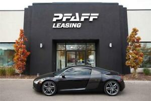 2014 Audi R8 4.2L V8 Coupe in S-Tronic