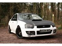 Subaru Impreza WRX 2004