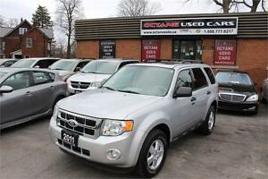 2011 Ford Escape XLT LEATHER SUNROOF NEW MICHELIN TIRES