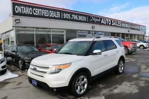 2014 Ford Explorer AWD 7 Pass Limited,NAVI,CAMERA,PANORAMIC,ROOF