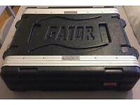 Gator GR-2S Shallow Rack Case 2U