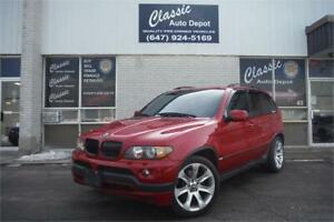 2006 BMW X5 4.8is RARE NAVI BACK UP CAM PANO ROOF