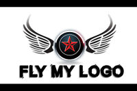 ► Let's fly your logo!
