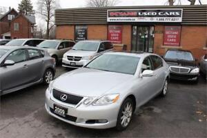 2009 Lexus GS 350 AWD / ACCIDENT FREE / ONE OWNER