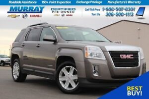 2012 GMC Terrain SLT*SUNROOF,REMOTE START*