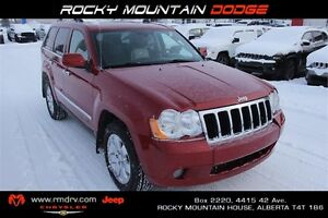 2010 Jeep Grand Cherokee Ltd 4X4 * DVD * Accident Response