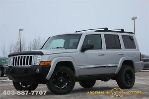 2010 Jeep Commander Sport CUSTOMIZED!