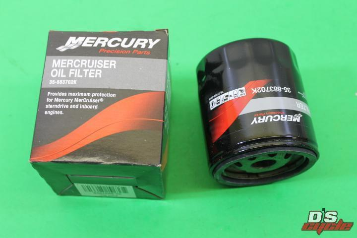 Mercury Marine//Mercruiser New OEM FILTER-OIL 35-883702K