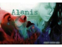 1 or 2 x Alanis Morisette tickets - Hammersmith Apollo - Friday 13 July