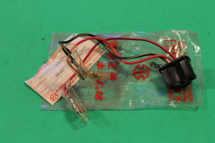 NOS KAWASAKI KE250 KL250 HEX HEAD BOLT 6M//M PART# 92001-184
