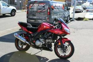 SUZUKI SV1000S Hornsby Hornsby Area Preview