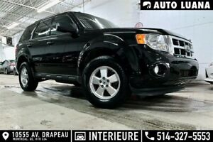 2011 Ford Escape XLT 2.5L 4x4/BLUETOOTH/MAGS/113000km/PROPRE!