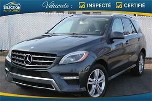 Mercedes-Benz M-Class 4MATIC 4dr ML350 BlueTEC 2014